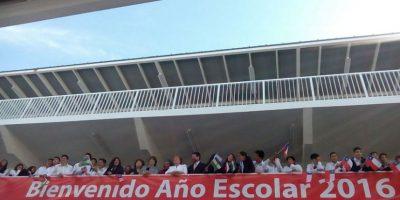 """Bachelet: """"Con la ministra estamos conversando para tener escuelas de un solo ciclo escolar"""