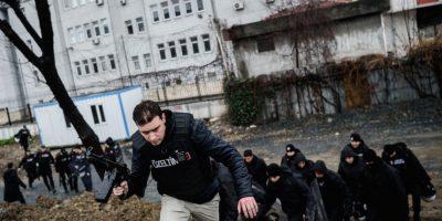 Video: policía turca abate a dos mujeres combatientes de extrema izquierda