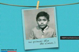 Ministro de Bienes Nacionales Victor Osorio Foto:Reproducción Twitter Mineduc. Imagen Por: