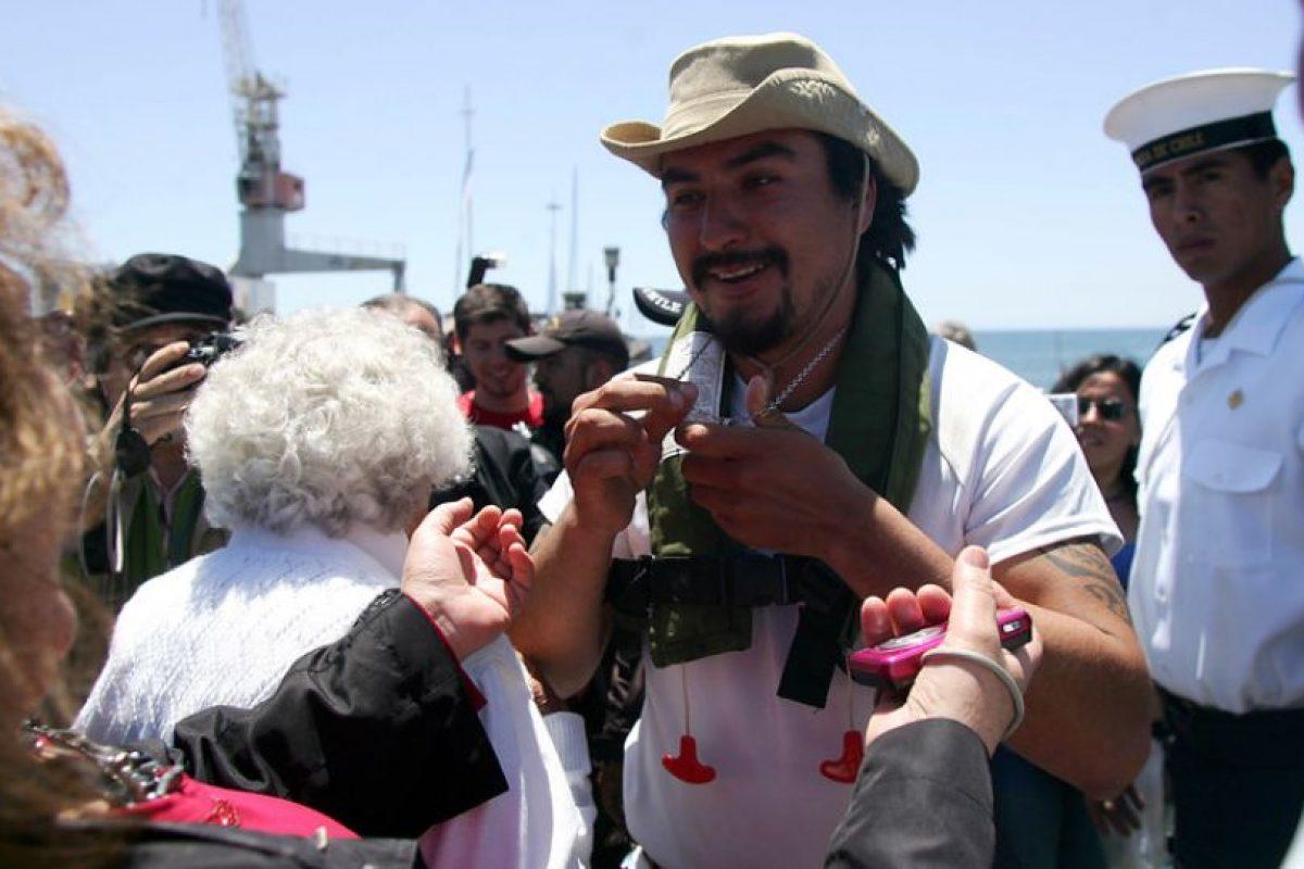 Alcalde Felipe Paredes Foto:Agencia UNO / Archivo. Imagen Por: