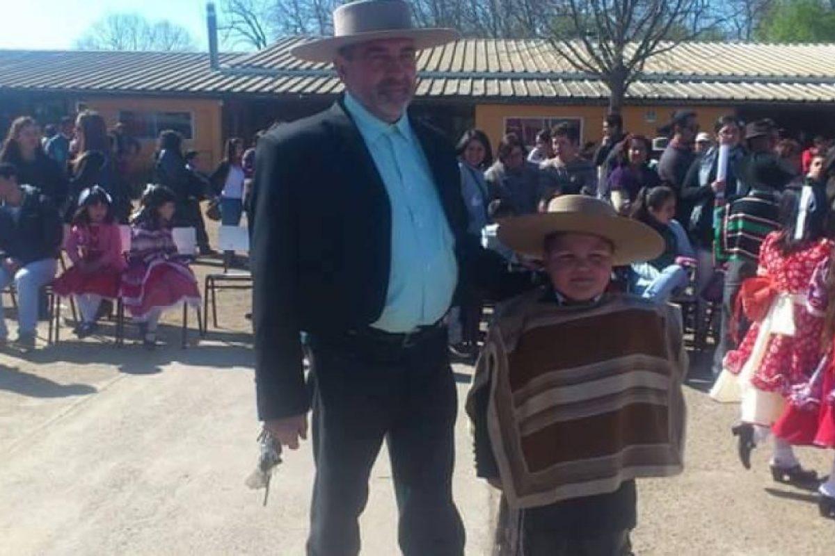 Rodolfo antes de la enfermedad Foto:Facebook. Imagen Por: