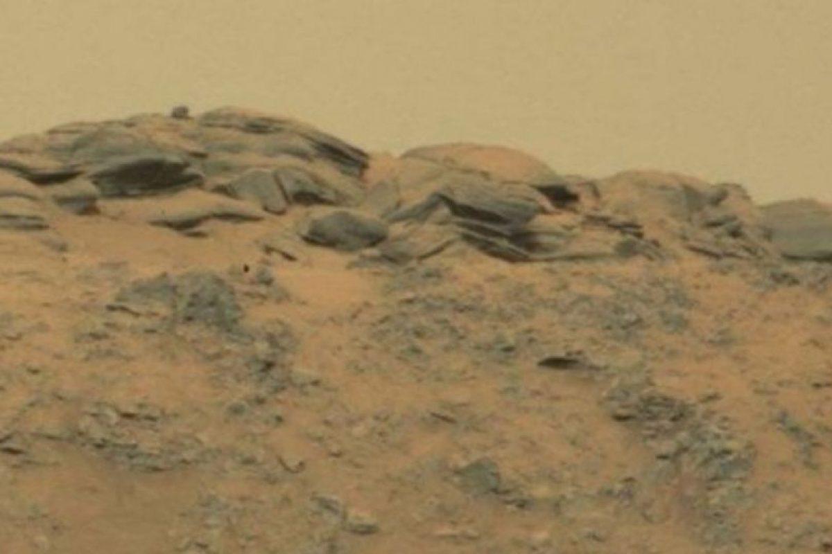 Fotografía difundida por la NASA Foto:http://mars.jpl.nasa.gov/msl-raw-images/msss/00771/mcam/0771MR0033150050403893E01_DXXX.jpg. Imagen Por: