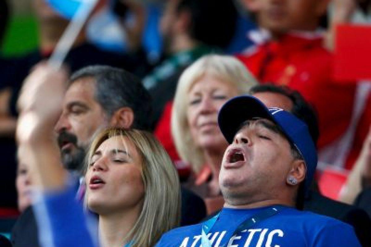 Así luce Diego Maradona en la actualidad Foto:Getty Images. Imagen Por: