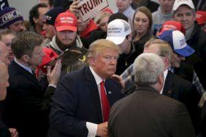 Quién actualmente ha hecho que se tome en serio su carrera política. Foto:Getty Images. Imagen Por: