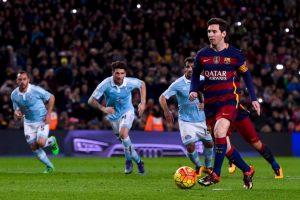 Criticó el penal de pase de Messi y Suárez Foto:Getty Images. Imagen Por: