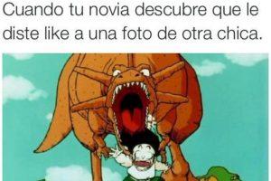 Los memes de Dragon Ball llegaron a un nuevo nivel. Foto:Bullying Mexicano/Facebook. Imagen Por: