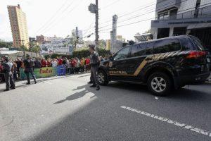 Manifestaciones de apoyo a Lula da Silva Foto:AFP. Imagen Por: