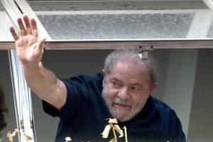 Interrogatorio al expresidente brasileño Foto:AFP. Imagen Por: