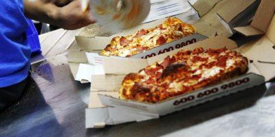 Por asaltar pizzería hombre deberá pasar 10 años en prisión
