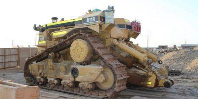 Carabineros recupera vehículo industrial robado a minera y avaluado en $700 millones