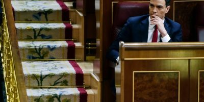 España: Congreso vuelve a decir