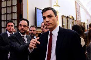 Pedro Sánchez, del Psoe. Foto:AFP. Imagen Por: