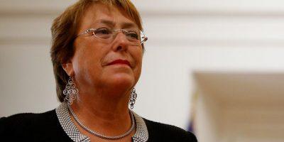 Presidenta Bachelet le solicita la renuncia al intendente de la Región de O'Higgins