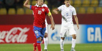 Del Mundial Sub 17 a segunda división: Figura juvenil de la Roja fichó en Santa Cruz