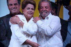 Siendo sustituido por Dilma Rousseff, actual presidenta de Brasil Foto:Getty Images. Imagen Por: