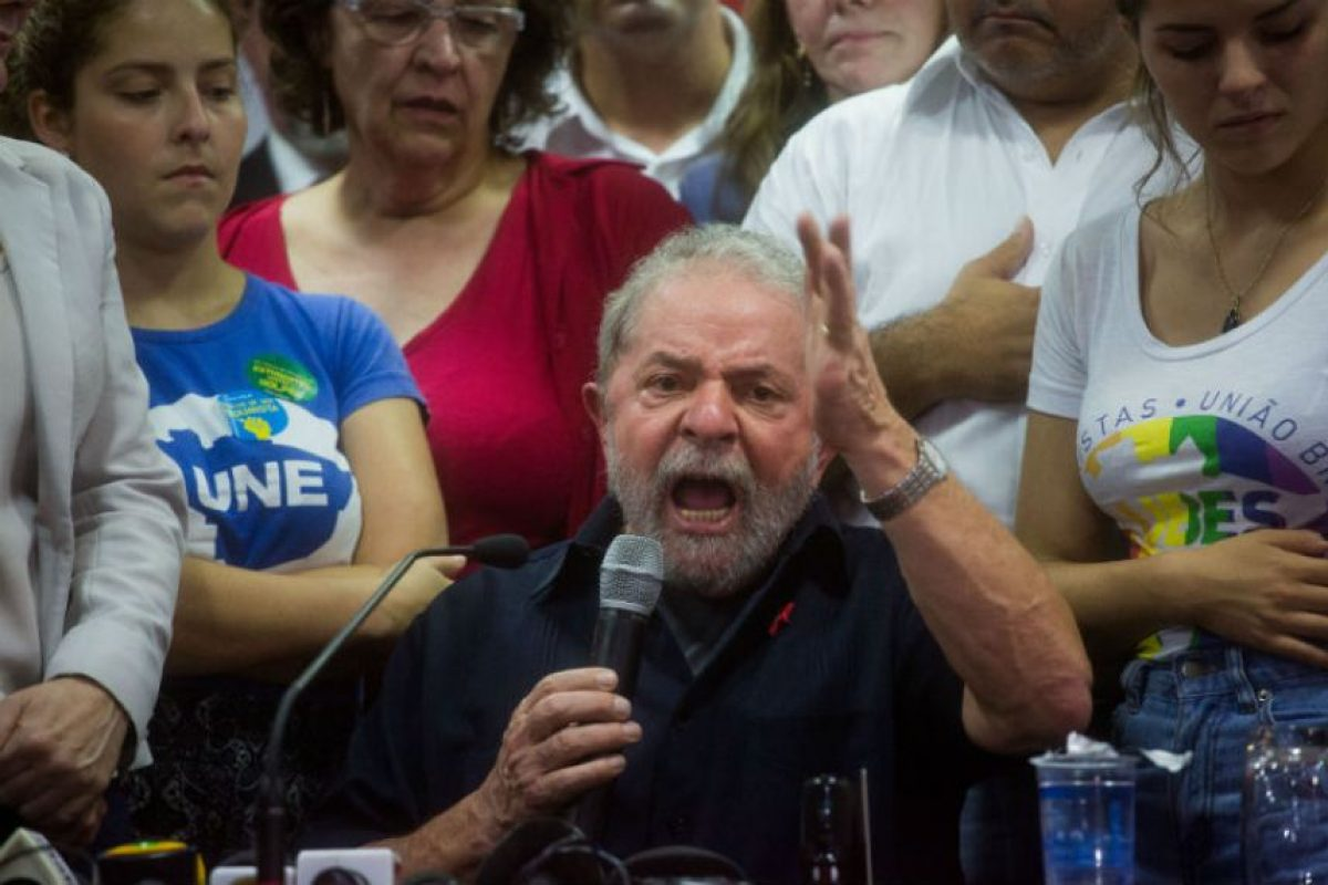 Fue hasta este 4 de marzo que autoridades brasileñas lo arrestaron por su supuesta vinculación con el caso de corrupción Petrobras. Foto:Getty Images. Imagen Por: