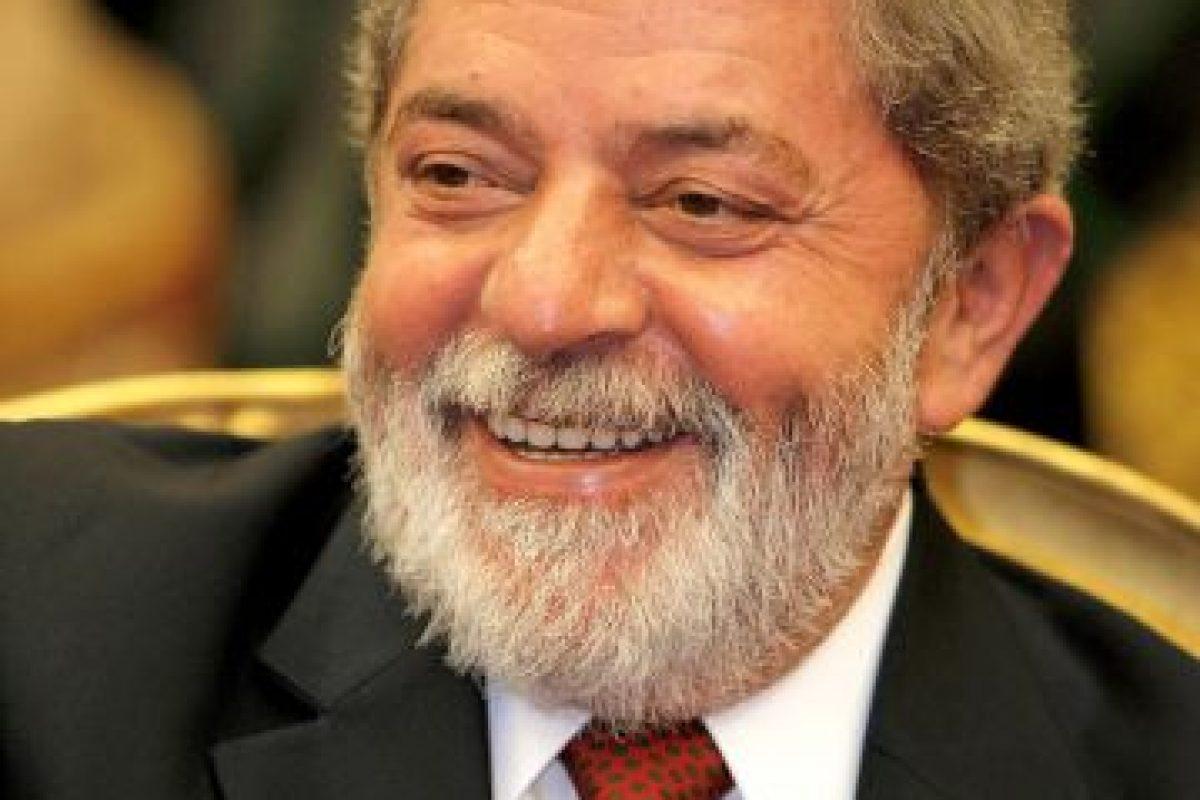 El expresidente de Brasil, Lula da Silva fue detenido Foto:Getty Images. Imagen Por: