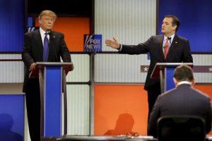 """Trump: """"La última persona que Hillary Clinton quiere enfrentar es Donald Trump"""" Foto:AP. Imagen Por:"""