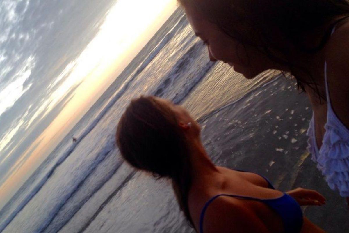 Por esas mismas redes sociales familiares, amigos y conocidos han compartido cientos de mensajes de despedida y aliento. Foto:instagram.com/marina.menegazzo/. Imagen Por: