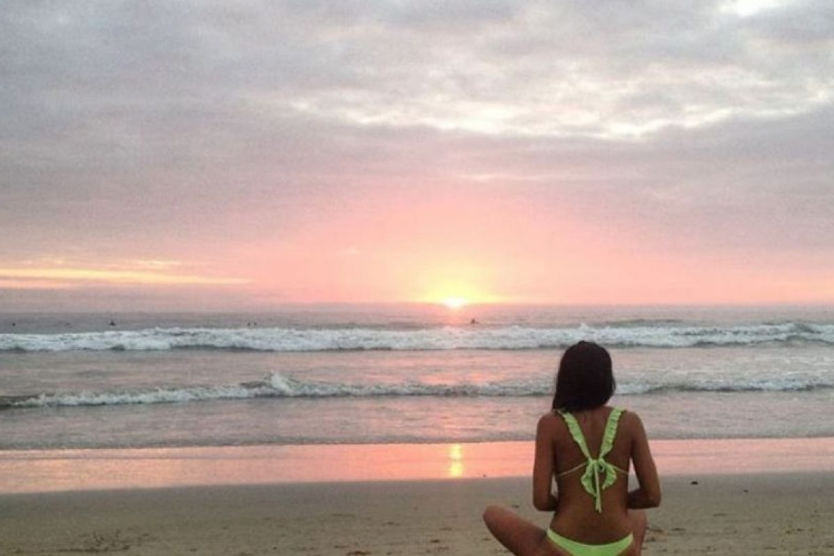 Sin embargo ambas compartian sus buenos momentos mediante las redes sociales Foto:instagram.com/mariajose.coni/. Imagen Por: