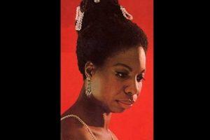 Fue un ícono de la música americana. Foto:Vía facebook.com/pages/Nina-Simone. Imagen Por: