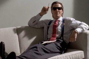 """""""Patrick Bateman"""" (""""American Psycho"""") Foto:Universal Studios. Imagen Por:"""