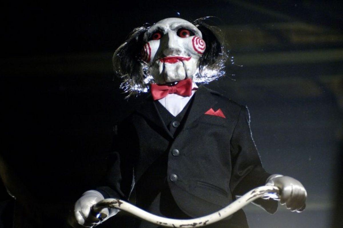 """Jigsaw"" (""Saw"") Foto:Lionsgate Films. Imagen Por:"