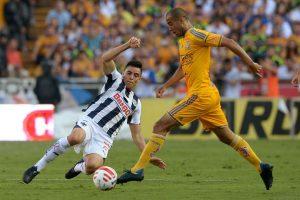 Monterrey (46.9 MDE )vs. Tigres (50.2 MDE) = 97.1 MDE Foto:Getty Images. Imagen Por: