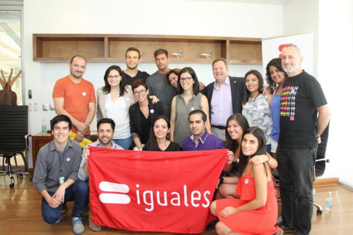 Foto:Fundación Iguales. Imagen Por:
