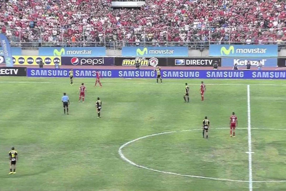 12. Clásico de Venezuela: Foto:Wikimedia. Imagen Por: