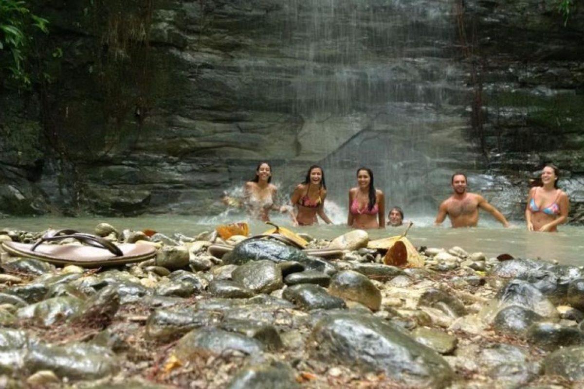 Las jóvenes habían visitado el país junto otro par de amigas Foto: instagram.com/marina.menegazzo/. Imagen Por: