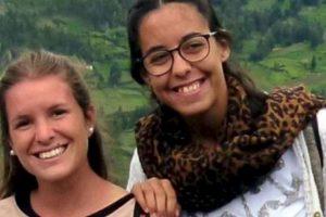 Familiares de las chicas no creen en la versión que dio las autoridades. Foto:Twitter. Imagen Por: