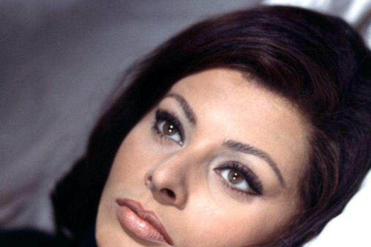 Se casó con el productor italiano Carlo Ponti, con el que tuvo dos hijos. Foto:vía Getty Images. Imagen Por: