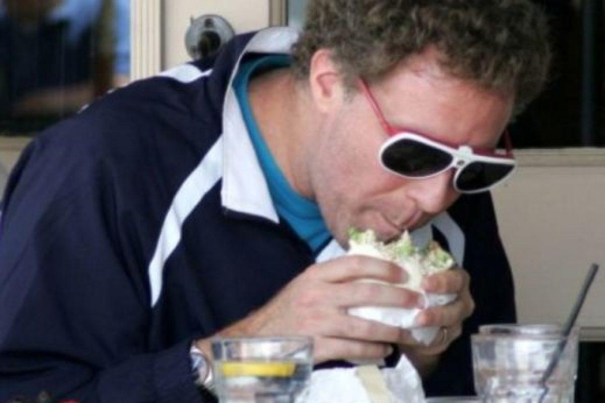 Will Ferrell Foto:Vía Grosby Group. Imagen Por: