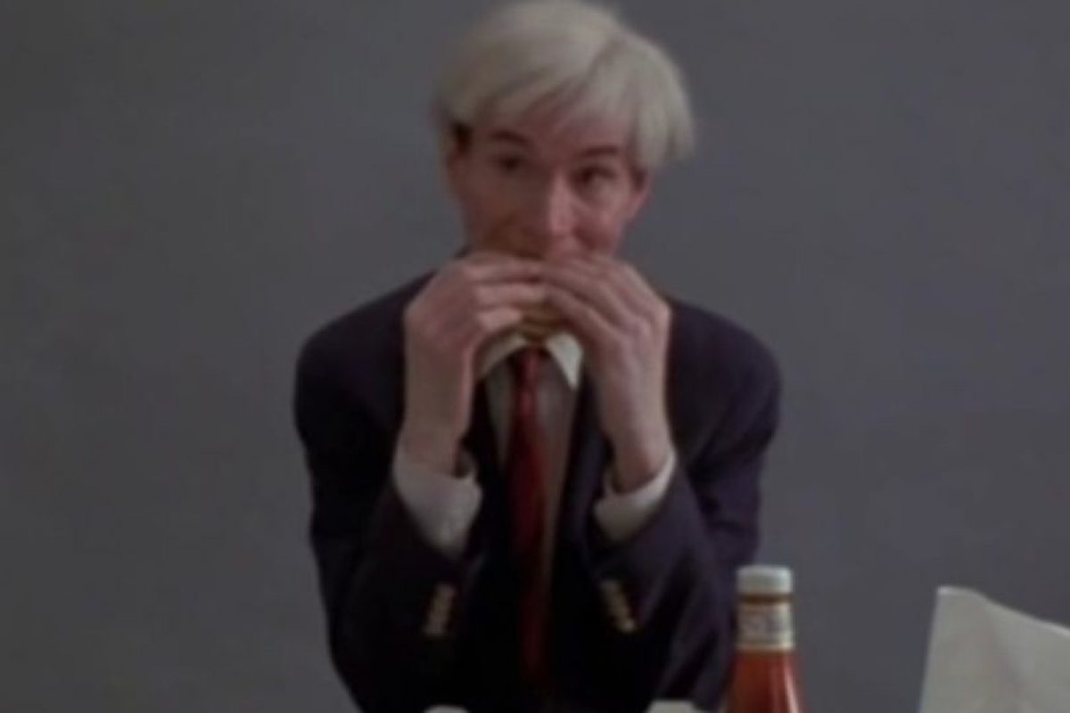 Andy Warhol Foto:Vía Youtube. Imagen Por: