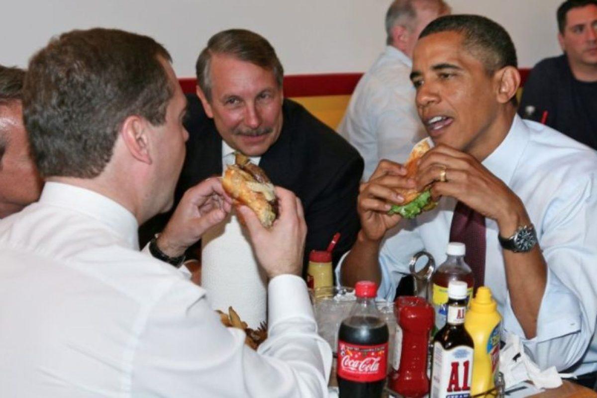 Barack Obama Foto:Getty Images. Imagen Por: