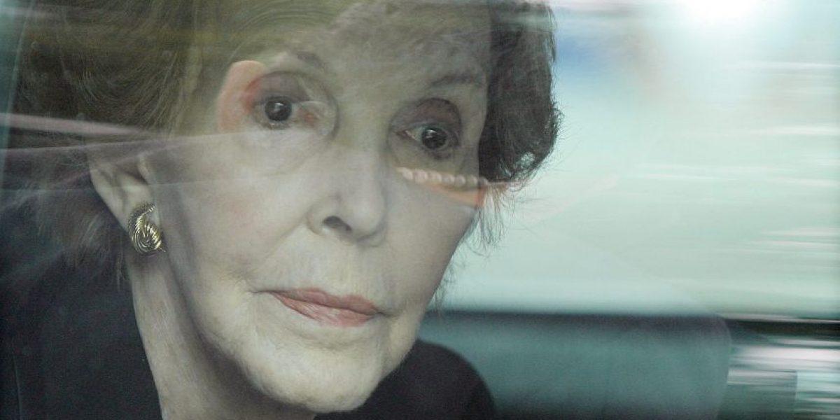 A los 94 años muere la ex primera dama de Estados Unidos Nancy Reagan