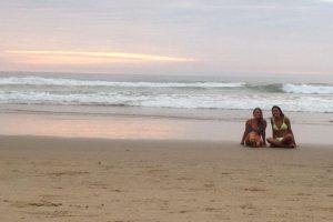 Tenían 22 y 21 años de edad y eran originarias de la ciudad de Mendoza. Foto:Vía instagram.com/marina.menegazzo. Imagen Por: