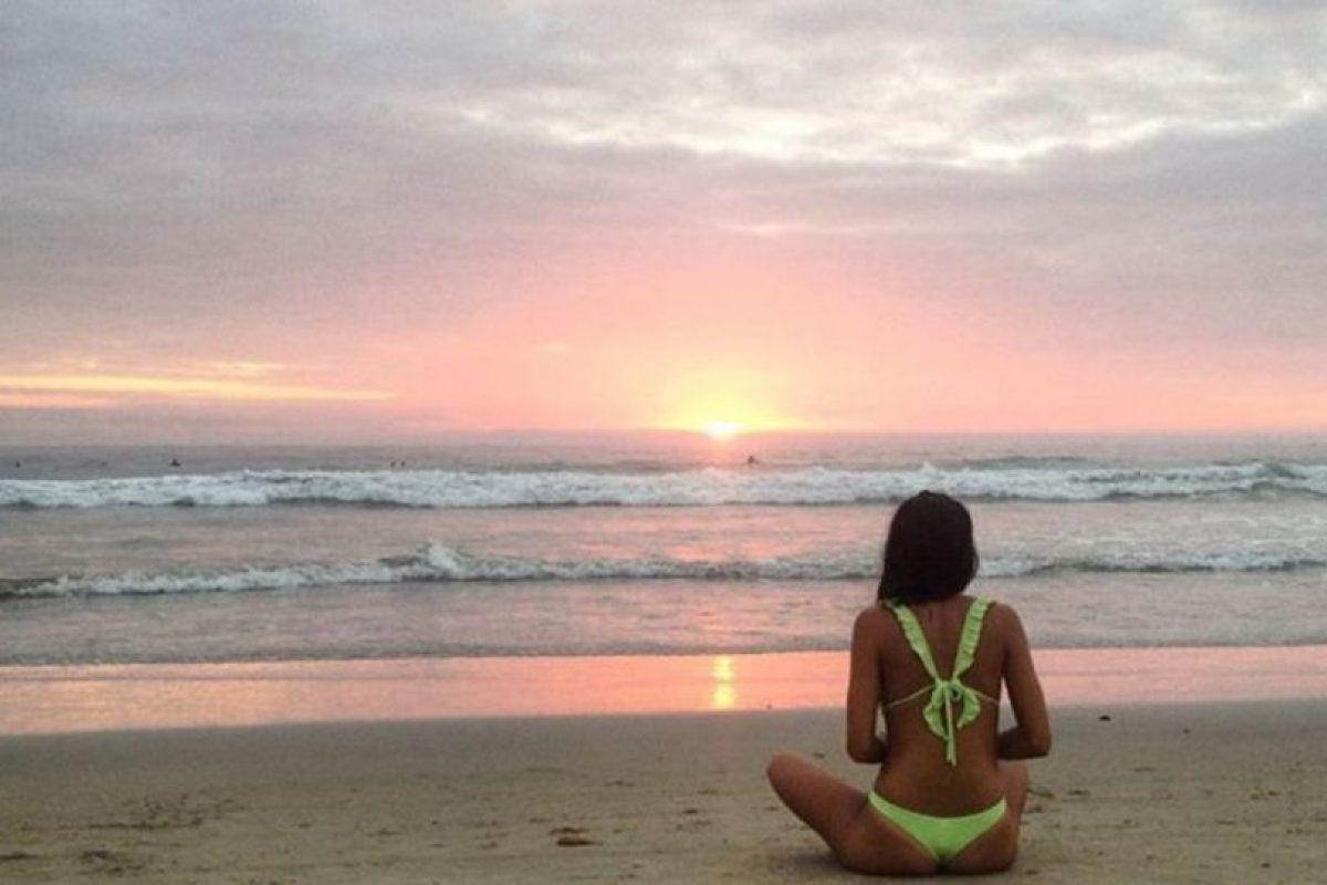 Después de conocer la noticia cientos de mensajes de despedida y aliento a las familias de las dos chicas fueron compartidos en distintas redes sociales. Foto:Vía instagram.com/mariajose.coni. Imagen Por: