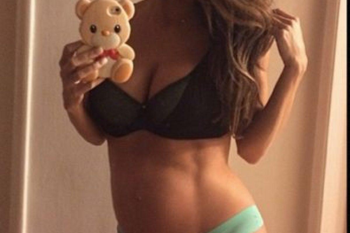 Fue polémica por su embarazo. Foto:vía Instagram. Imagen Por:
