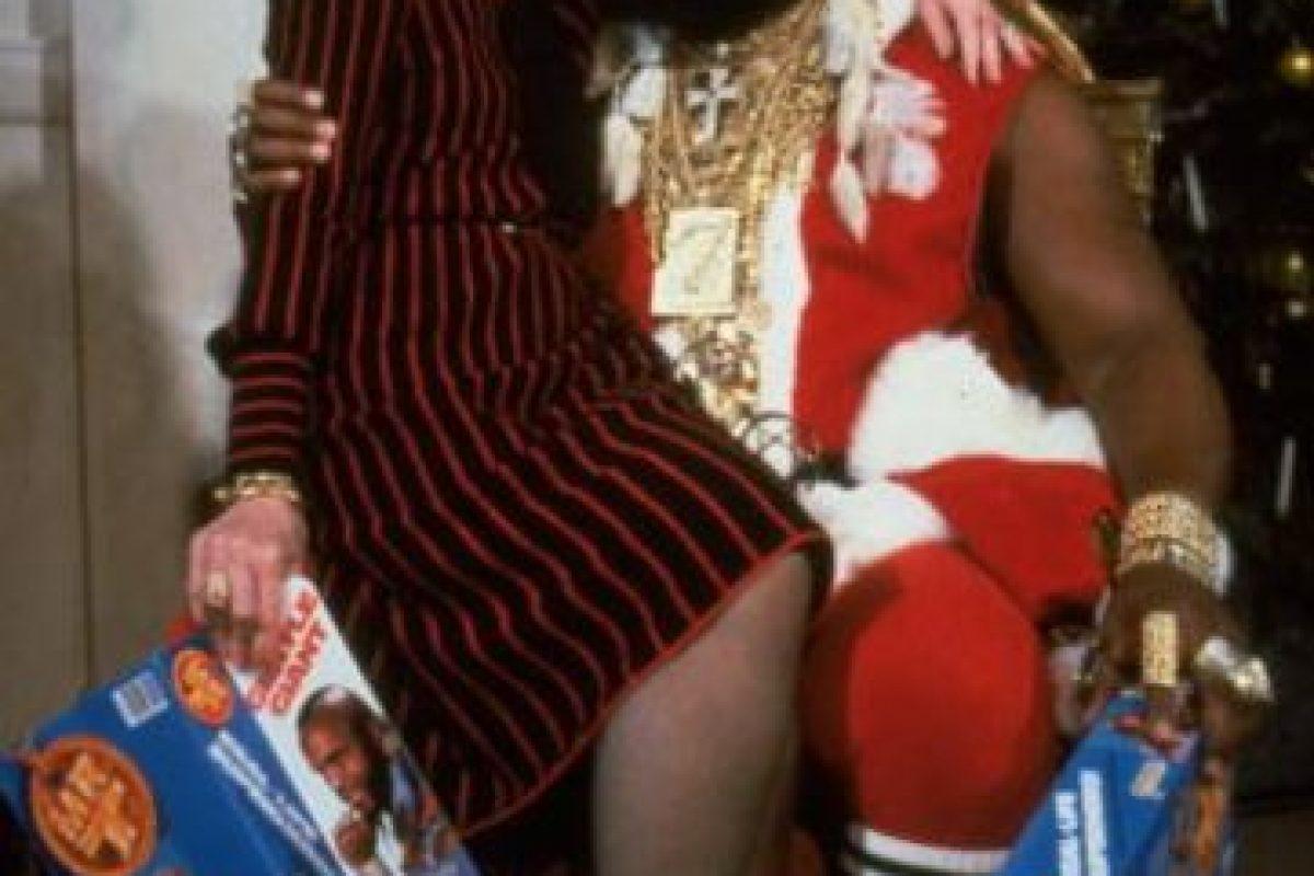 """Ella fue muy famosa por su campaña """"Say no to Drugs"""" en los 80. Foto:vía Getty Images. Imagen Por:"""