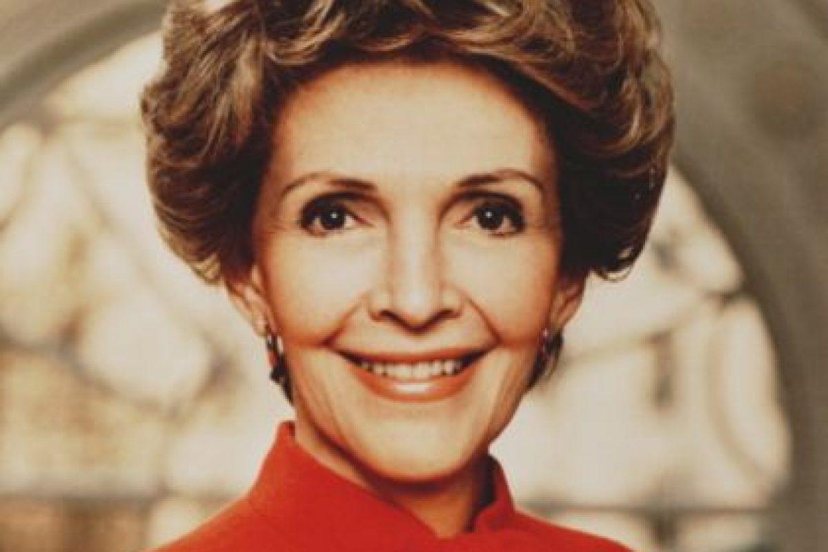 Nancy Reagan fue Primera Dama de California. Foto:vía Getty Images. Imagen Por: