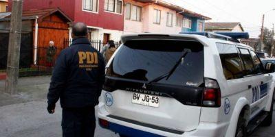 PDI detiene en Valparaíso a joven acusado de violar a su sobrina de 13 años