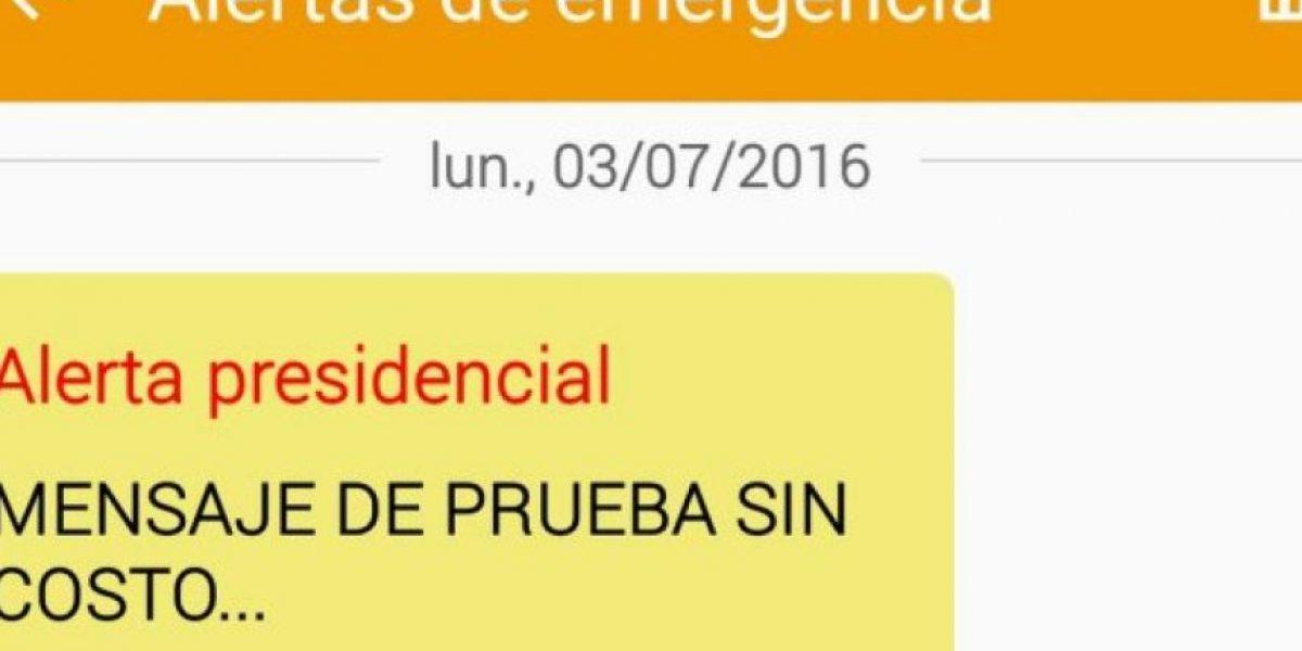 Movistar reconoce error en envío de alerta de emergencia: