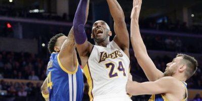 Se despidió de su ídolo: Los Lakers de Kobe Bryant sorprendieron a los Warriors de Curry