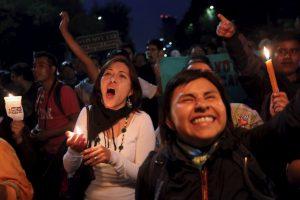 Según cifras de la Comisión Económica para América Latina (Cepal), 88 mujeres fueron asesinadas por sus exparejas en 2014 en Colombia… Foto:Getty Images. Imagen Por:
