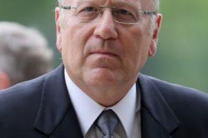 Najib Mikati, político libanés, con fortuna avaluada en $2.5 mil millones de dólares Foto:Getty Images. Imagen Por: