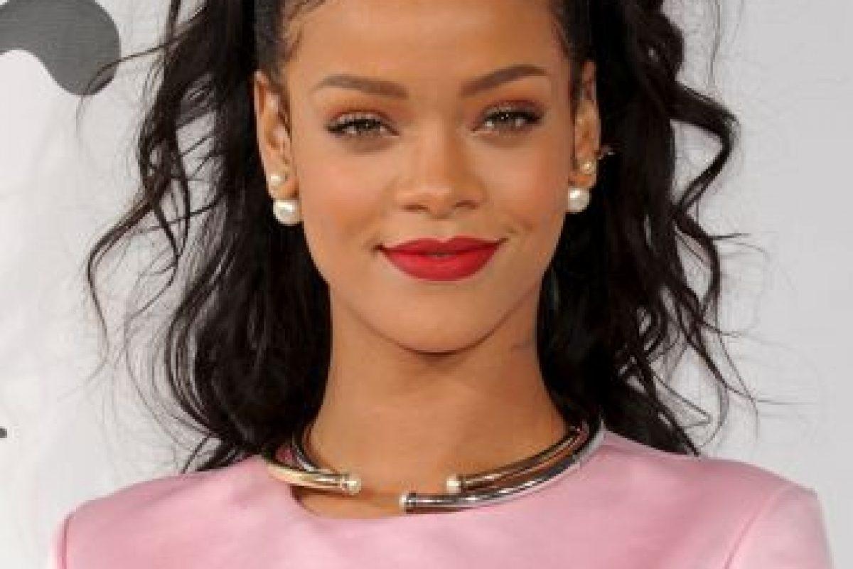 1. Rihanna Foto:Getty Images. Imagen Por: