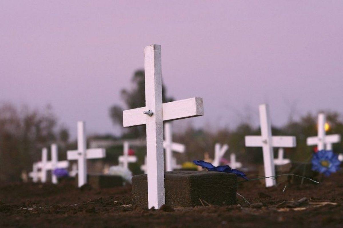 En México fueron asesinadas 3 mil 892 mujeres entre 2012 y 2013, pero sólo 613 fueron investigados como feminicidios debido a las diferentes leyes en los estados. Foto:Getty Images. Imagen Por: