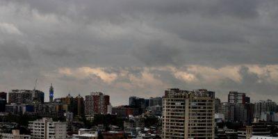 Pronostican lluvias débiles para este lunes en la zona central